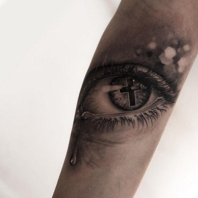 0a430e7e7 Tear Tattoo Under Eye | Lord | Tattoos, Realistic eye tattoo, Shadow ...
