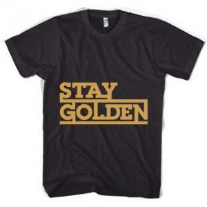 Stay Golden Logo Ponyboy Step Brothers The Outsiders Band Black T Shirt Teezhirt Com Funny Fashion T Shirt Black Tshirt Step brothers, starring will ferrell and john c reilly, is the most quotable film of the last 10 years. pinterest