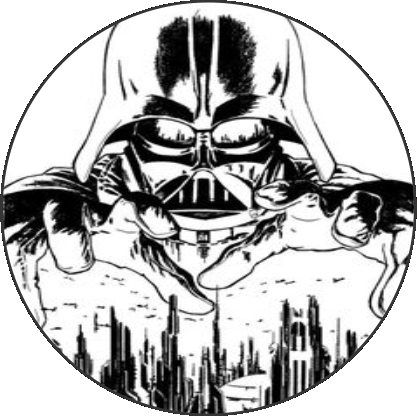 imgur.com | Darth vader drawing, Star wars lovers, Star ...