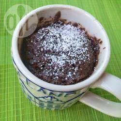 Schoko Mug Cake Ohne Ei Rezept Alle Rezepte Deutschland Essen
