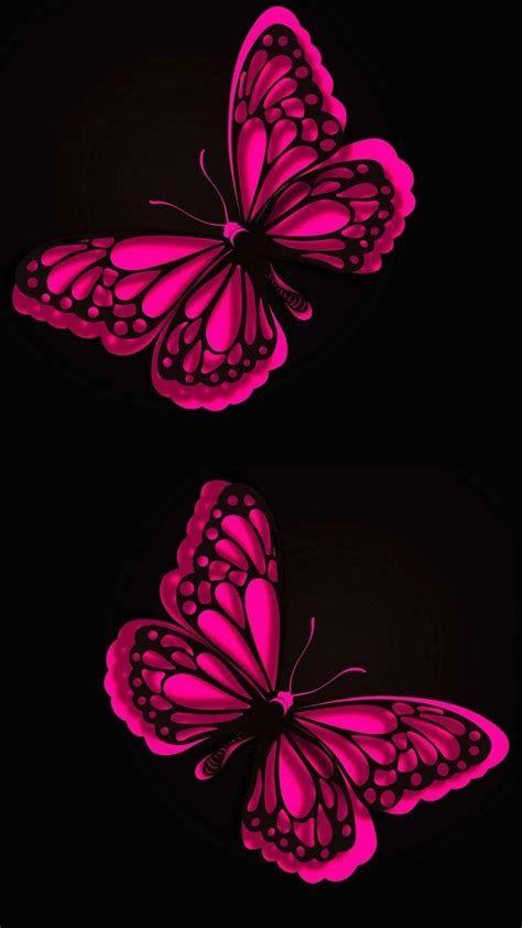 Mariposas - Movil Deco | Butterfly Wallpaper, Purple
