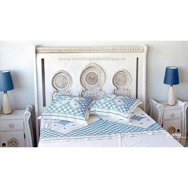 Moroccan Bed Frame Found On Polyvore Com With Images Moroccan