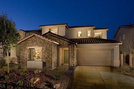 William Lyons Homes :: Aliante, Las Vegas