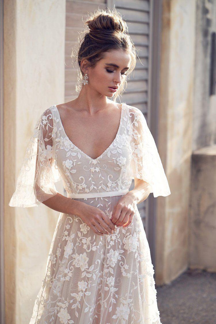 Anna Campbell Wanderlust Collection  Hochzeitskleider vintage