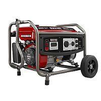 Black Max 3 650w 4 550w Portable Gas Powered Generator Motor