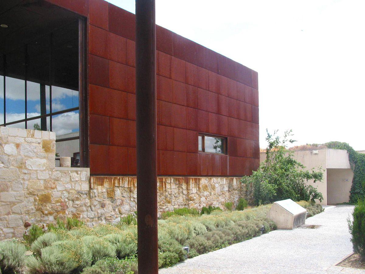 Centro hispano luso de zamora arquitecto manuel de las - Arquitectos en zamora ...