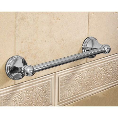 Polished Chrome 14 Inch Towel Bar 7521 35 13 By Gedy Width