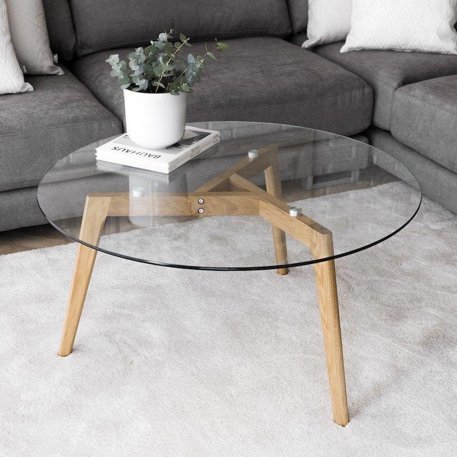 Skan Mesa De Centro De Vidrio India Home Decor Furniture Coffee Table