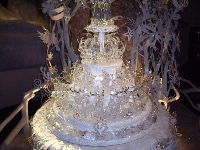 Image detail for -Kue Wedding Cake: Winter Wonderland Wedding Cake