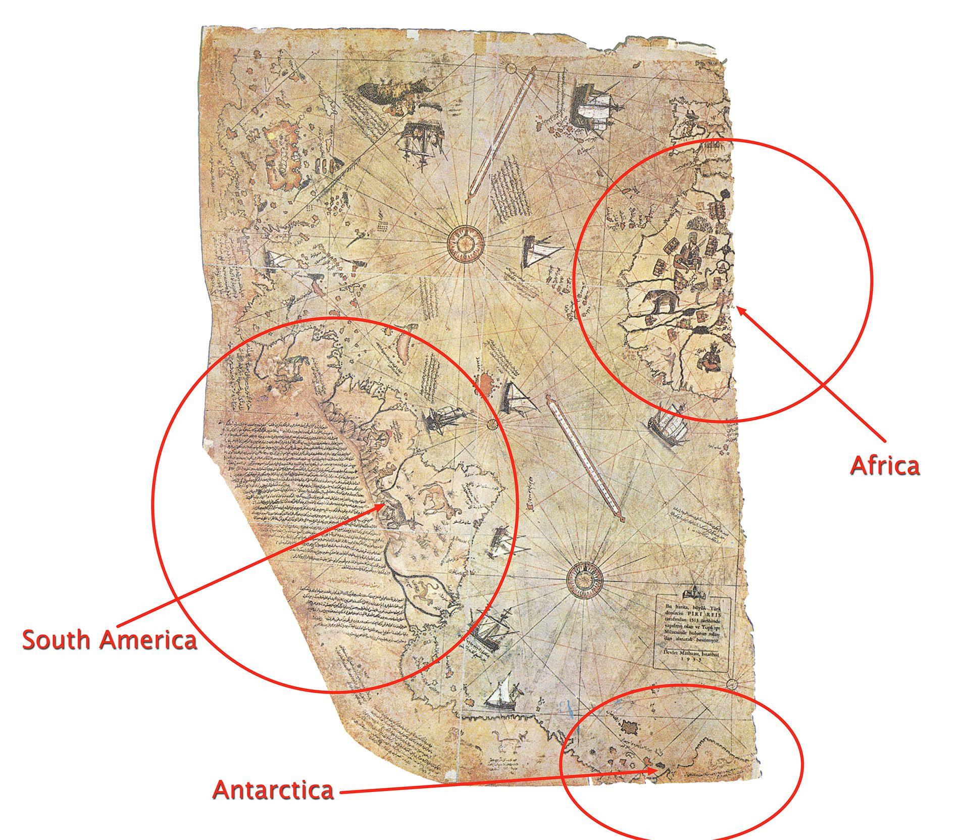 Piri Reis Karte Atlantis.Piri Reis Map Maps Piri Reis Map Atlantis Map