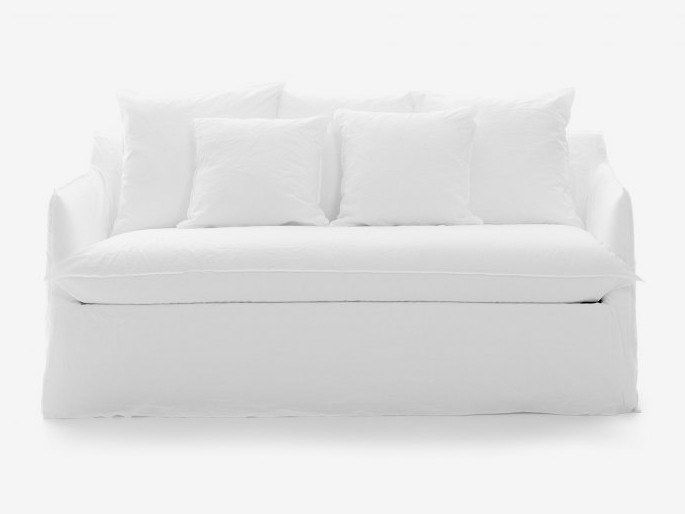 Ghost 15 Sofa Bed By Gervasoni Design Paola Navone In 2020 Classic Sofa Styles Fabric Sofa Upholstered Sofa