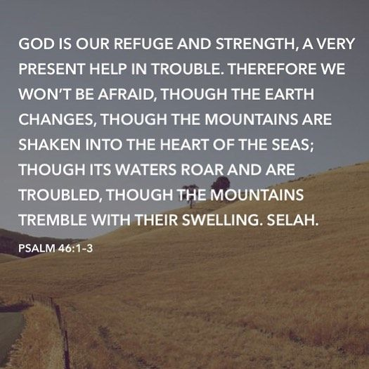 Compare Translations for Psalms 46:1