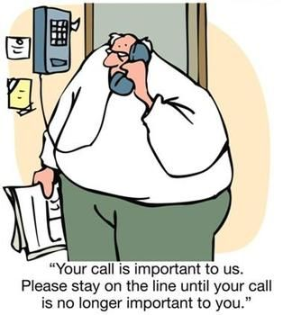 Please Stay On The Line Until Your Call. Vintage Funny QuotesFunny ...