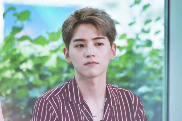 Hotshot Member Yoonsan Boy Groups Members Kpop