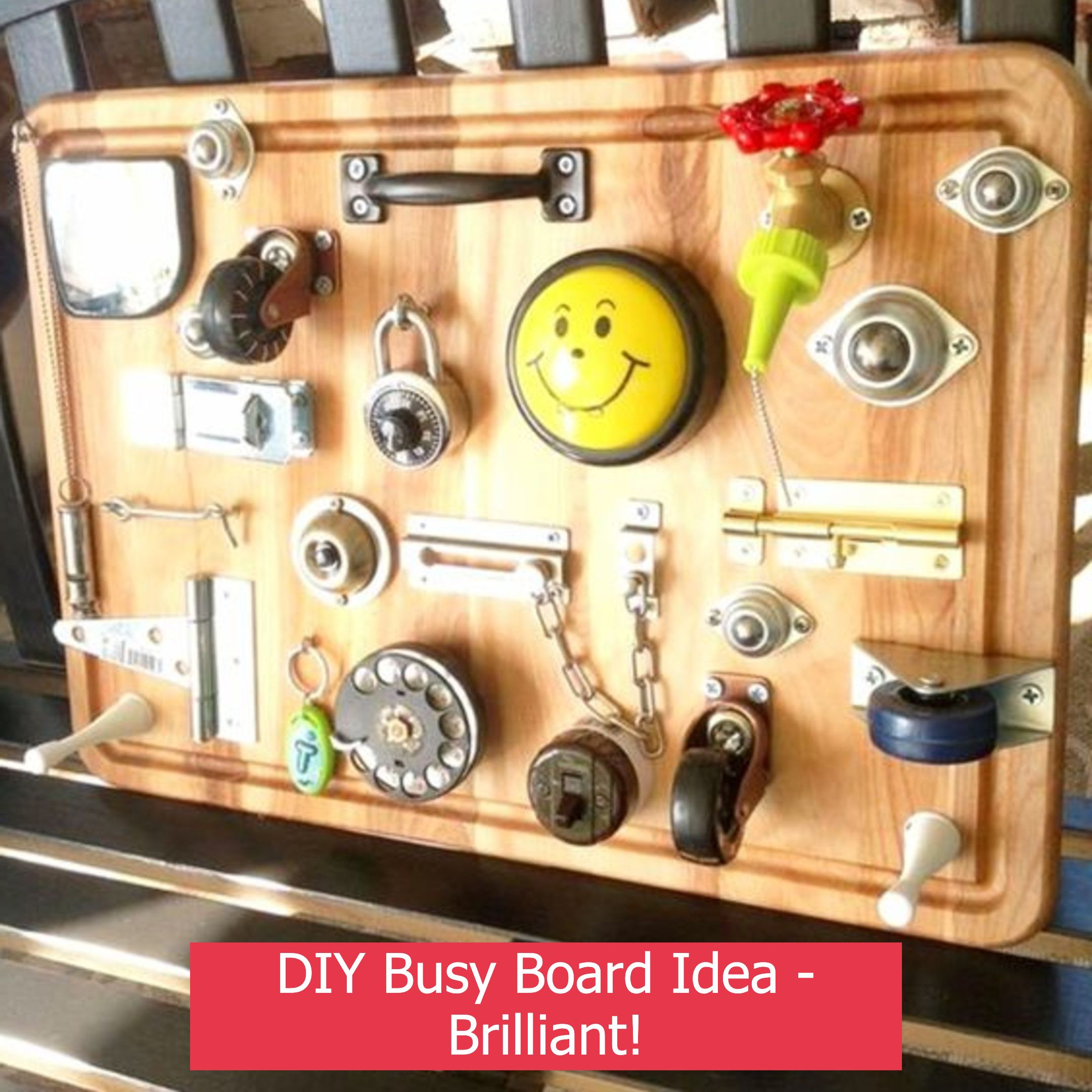 SENSORY BOARDS!! ~ Unique DIY Sensory Board Ideas for Toddlers ...