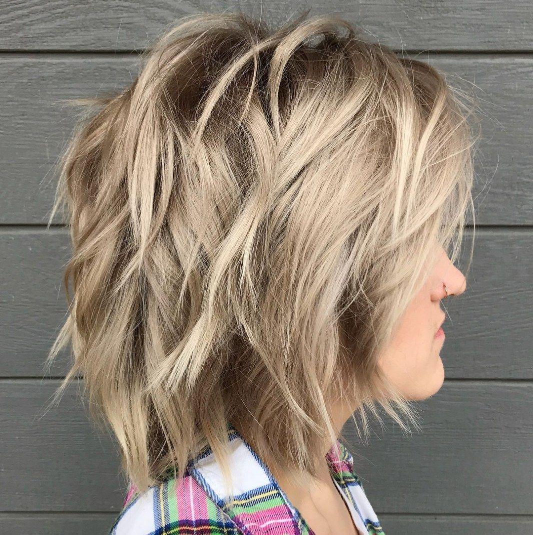 50 Latest Shag Haircut Variations Trendy In 2020 Hair Adviser Lange Haare Haar Haarausfall Frisuren Lange In 2020 Shag Hairstyles Modern Shag Haircut Shag Haircut