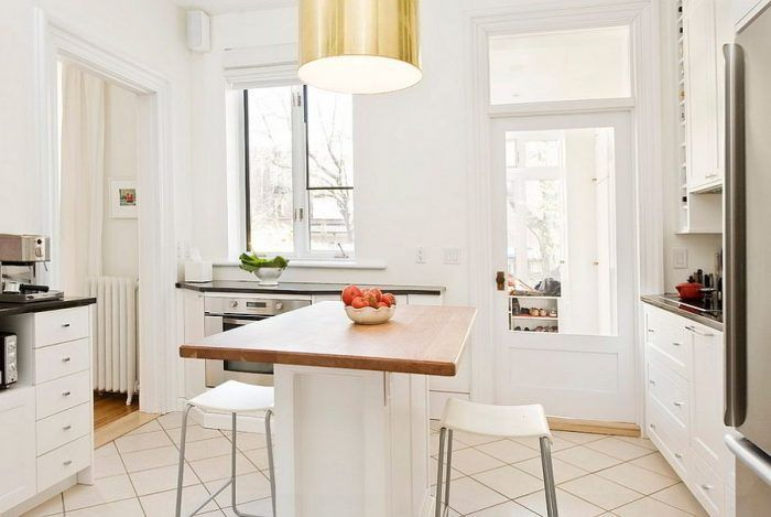 20 Recommended Small Kitchen Island Ideas on a Budget small house