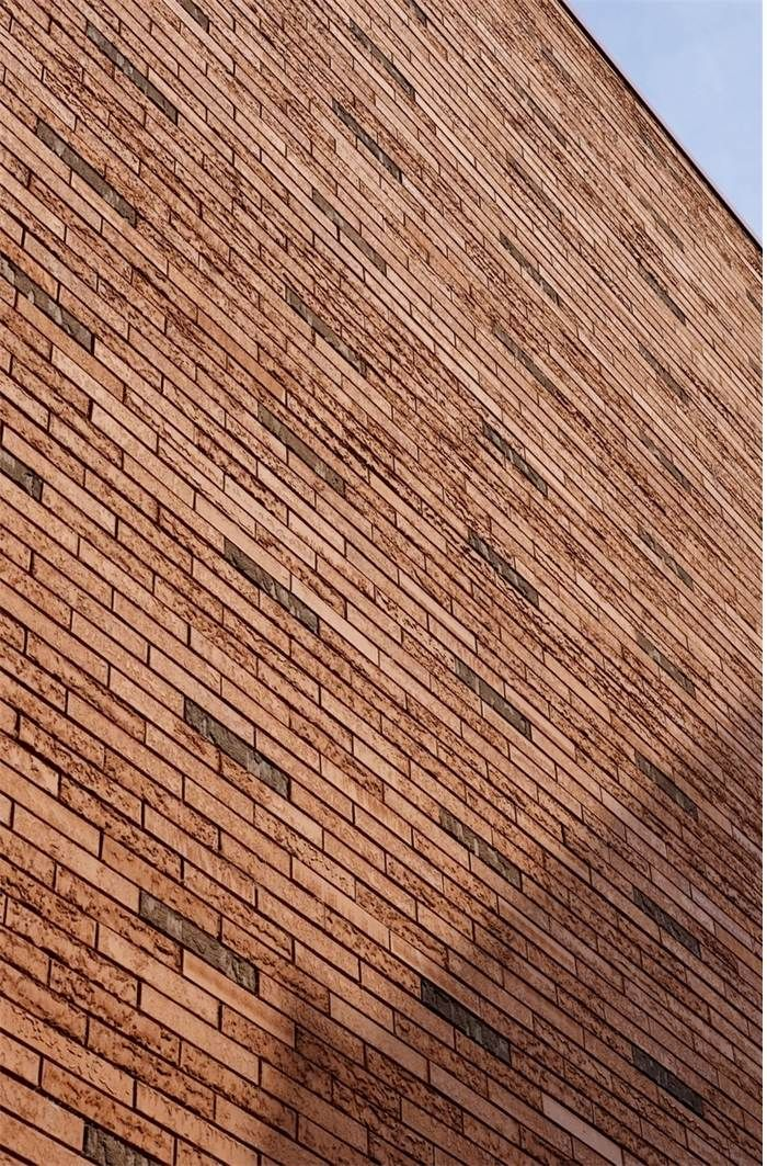 Brick Mixtm Voor Een Persoonlijke En Unieke Gevel De Som
