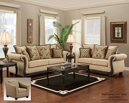 Delray Taupe Sofa And Loveseat Rose Brothers Furniture Farm