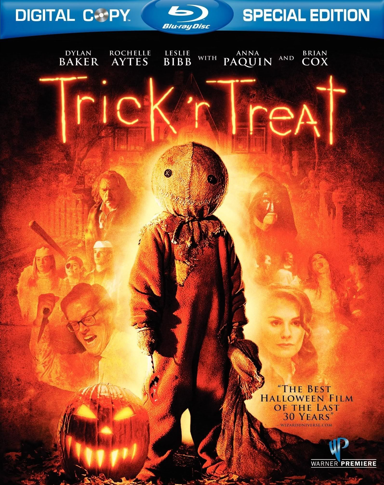 Trick \'r Treat Blu-ray   Horror DVDs & Blu-rays   Pinterest