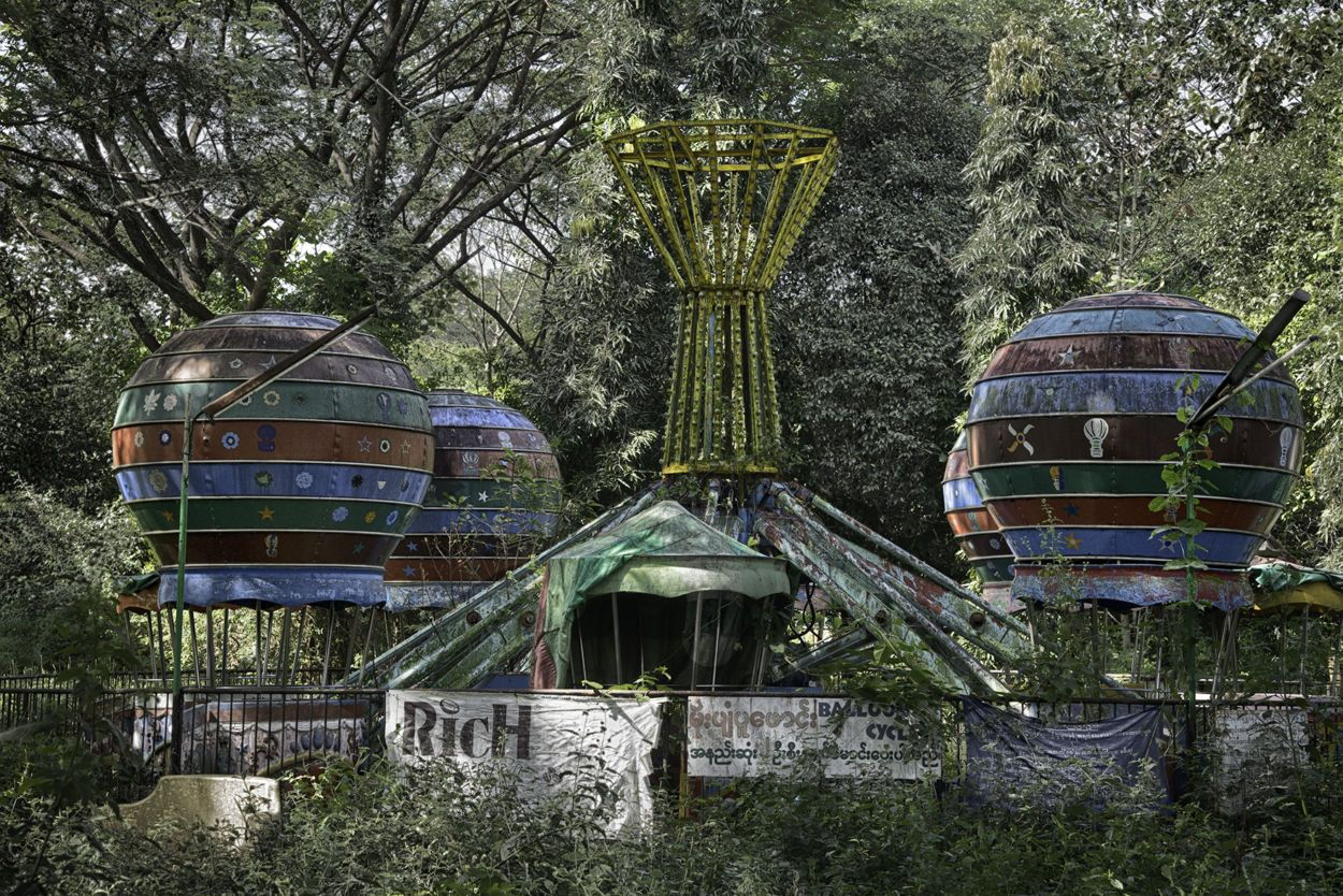 Abandoned Amusement Park Ride Abandoned Amusement Park Abandoned Theme Parks Abandoned Places