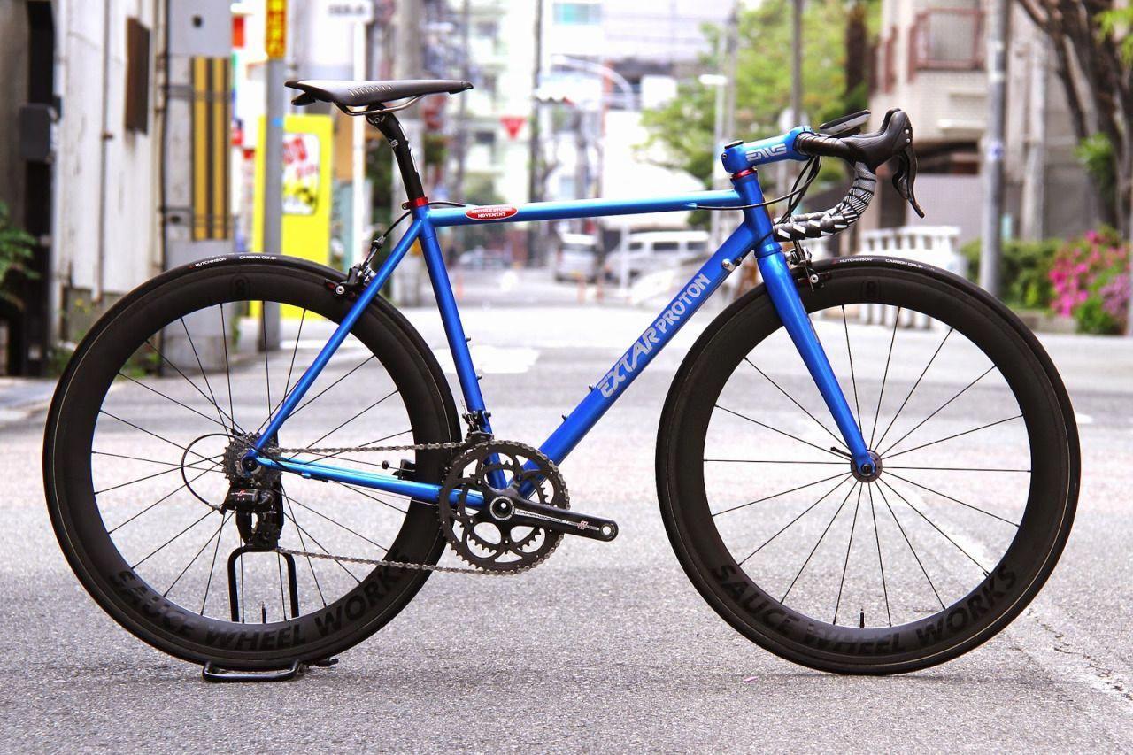Kinkicycle Com Extar Proton Custom Paint Bicycle Studio