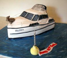 Boat Cake Google Search Boat Cakes Pinterest Boat Cake And - Fishing boat birthday cake