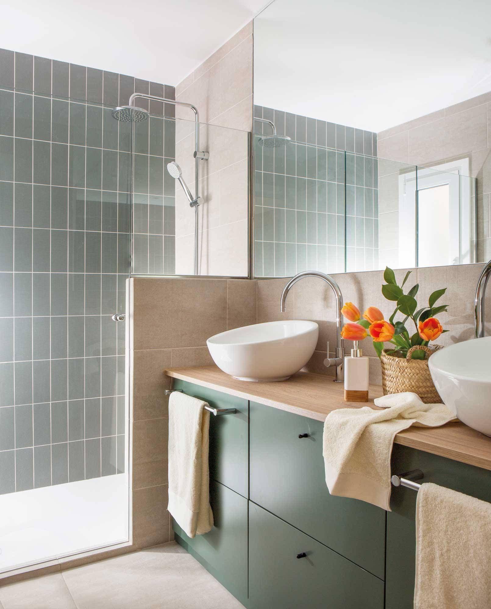 Todo en uno: baño y vestidor (con imágenes)   Muebles de ...