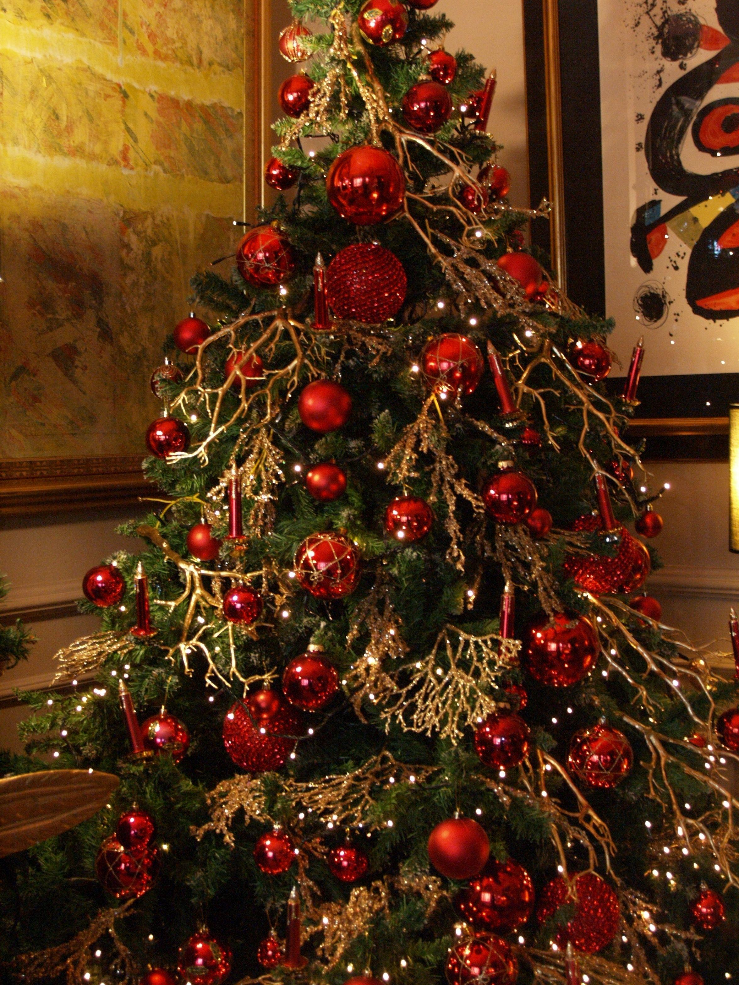 el arbol en detalle #kerstboomversieringen2019