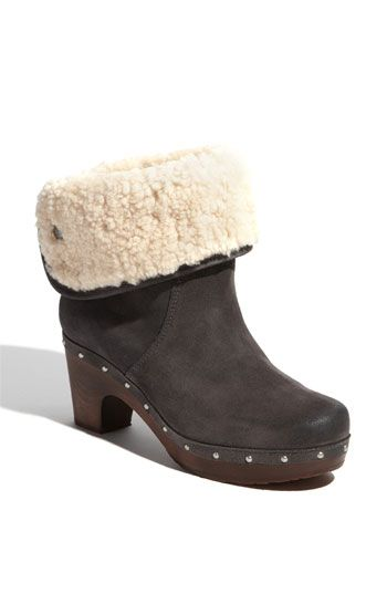 UGG® Australia 'Lynnea' Ankle Boot available at #Nordstrom