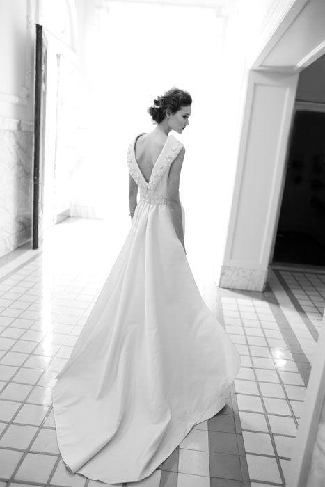 D Weddings | Theia Gown | D Wedding Editorial | Pinterest | Gowns ...
