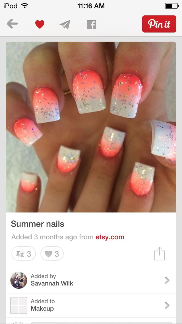 Pin by Jenna Kennel on Nails | Pinterest | Manicure, Fancy nails ...