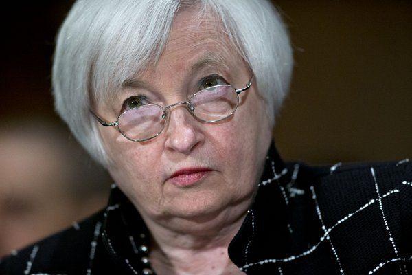 Janet Yellen Fed