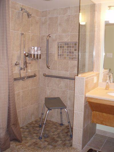 Universal Design Bathrooms Universal Design Bathroom Remodel 2