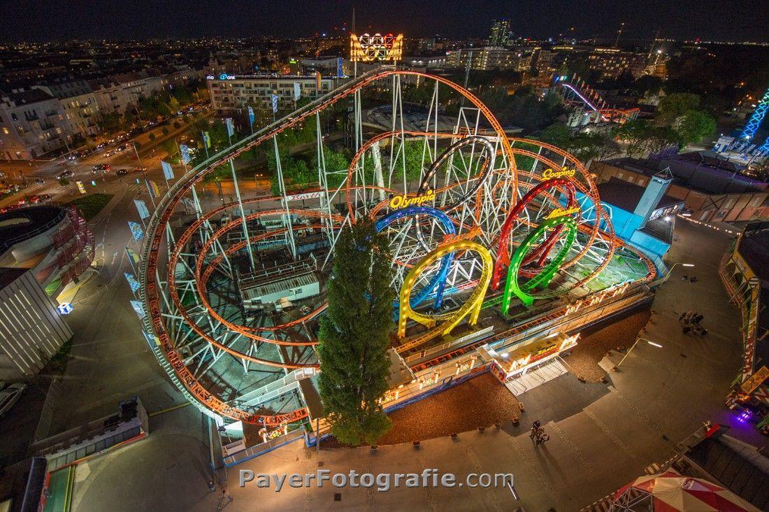 #OlympiaLooping #RollerCoaster #Achterbahn #AmusementPark #Freizeitpark #Prater #WienerPrater #Vienna #Wien #payerfotografie