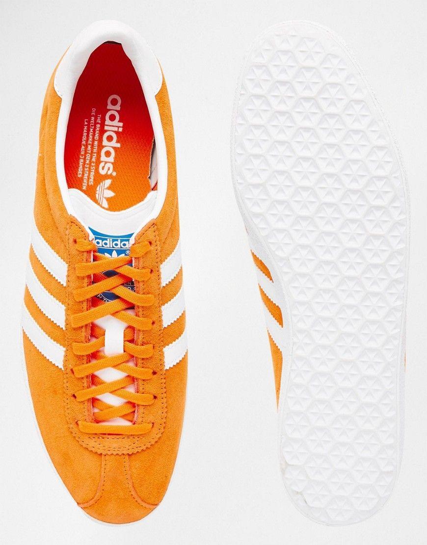 newest dc33e a6d31 Image 3 of adidas Originals Gazelle OG Trainers S74848