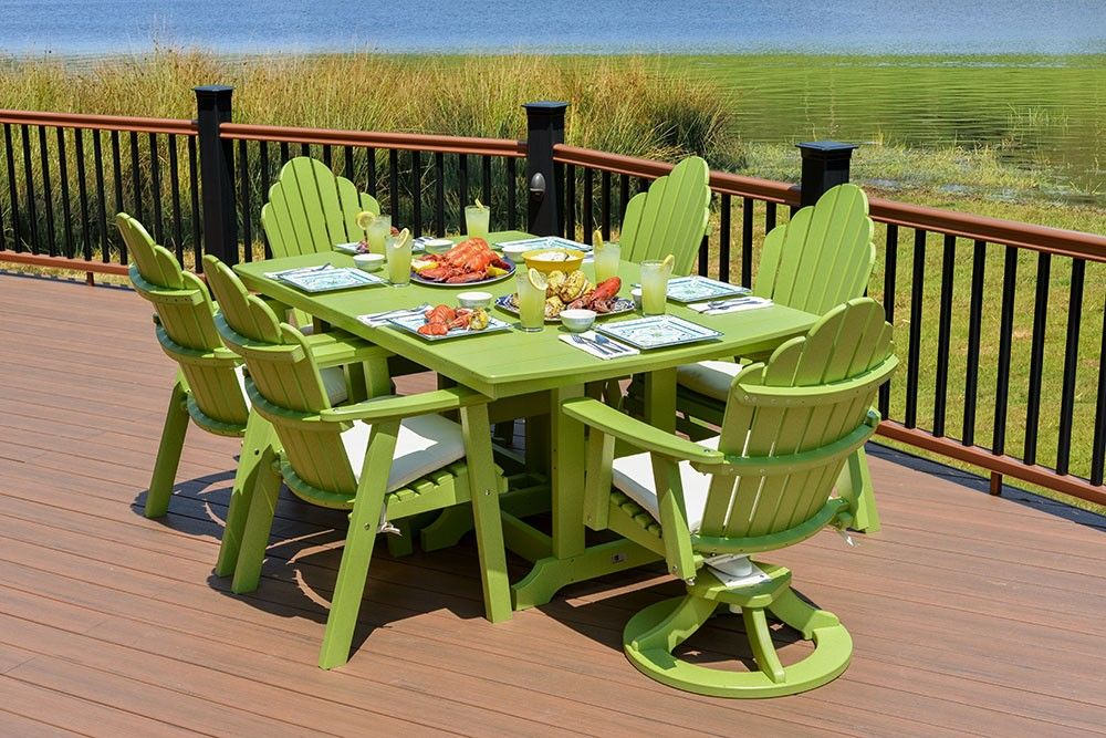 Nice Amish Made Poly Outdoor Furniture From Berlin Gardens In Huntsville, AL