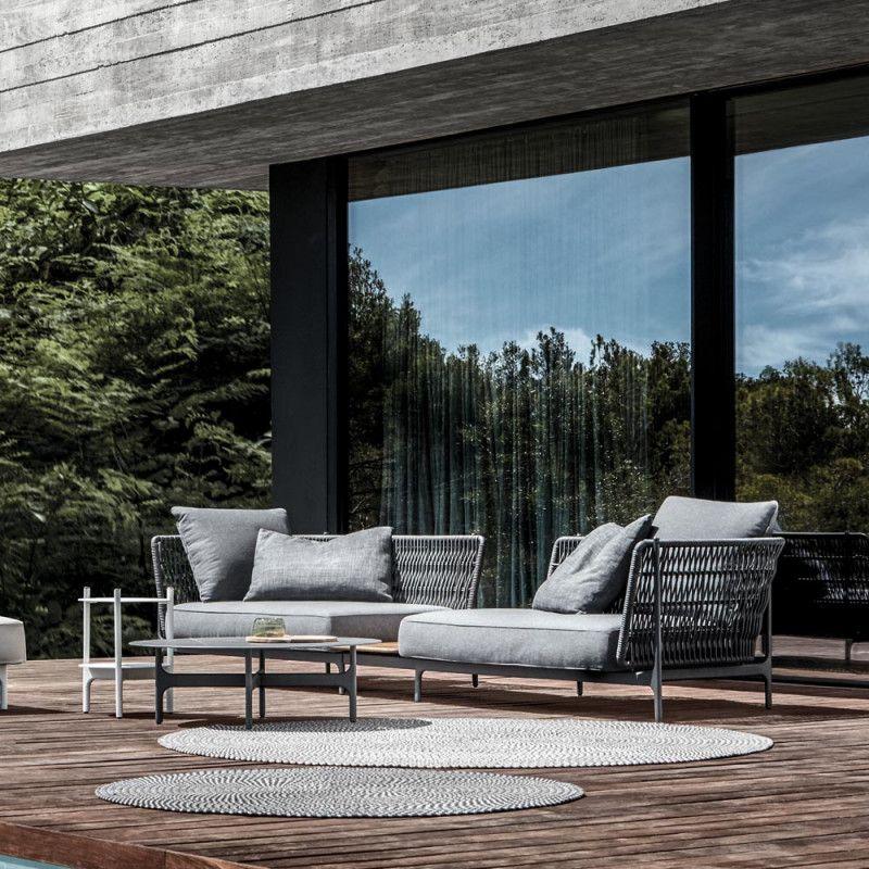 Gloster Grand Weave Gartenmöbel | GLOSTER | Pinterest | Villas