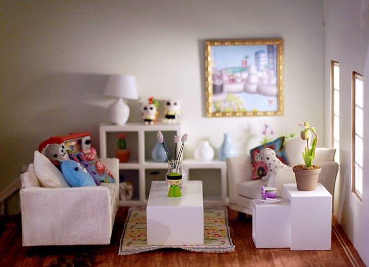 dollhouse interior design