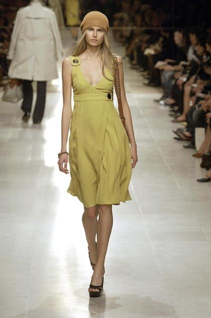 Burberry Prorsum Ready To Wear Spring 2006