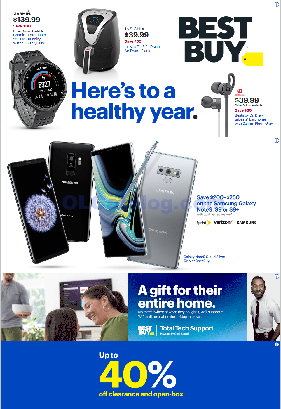 Best Buy Weekly Ad December 30 2018 January 5 2019 Do You Know What S In And What S Hot In The Best Buy For Th Cool Things To Buy Best Buy Electronics Ads