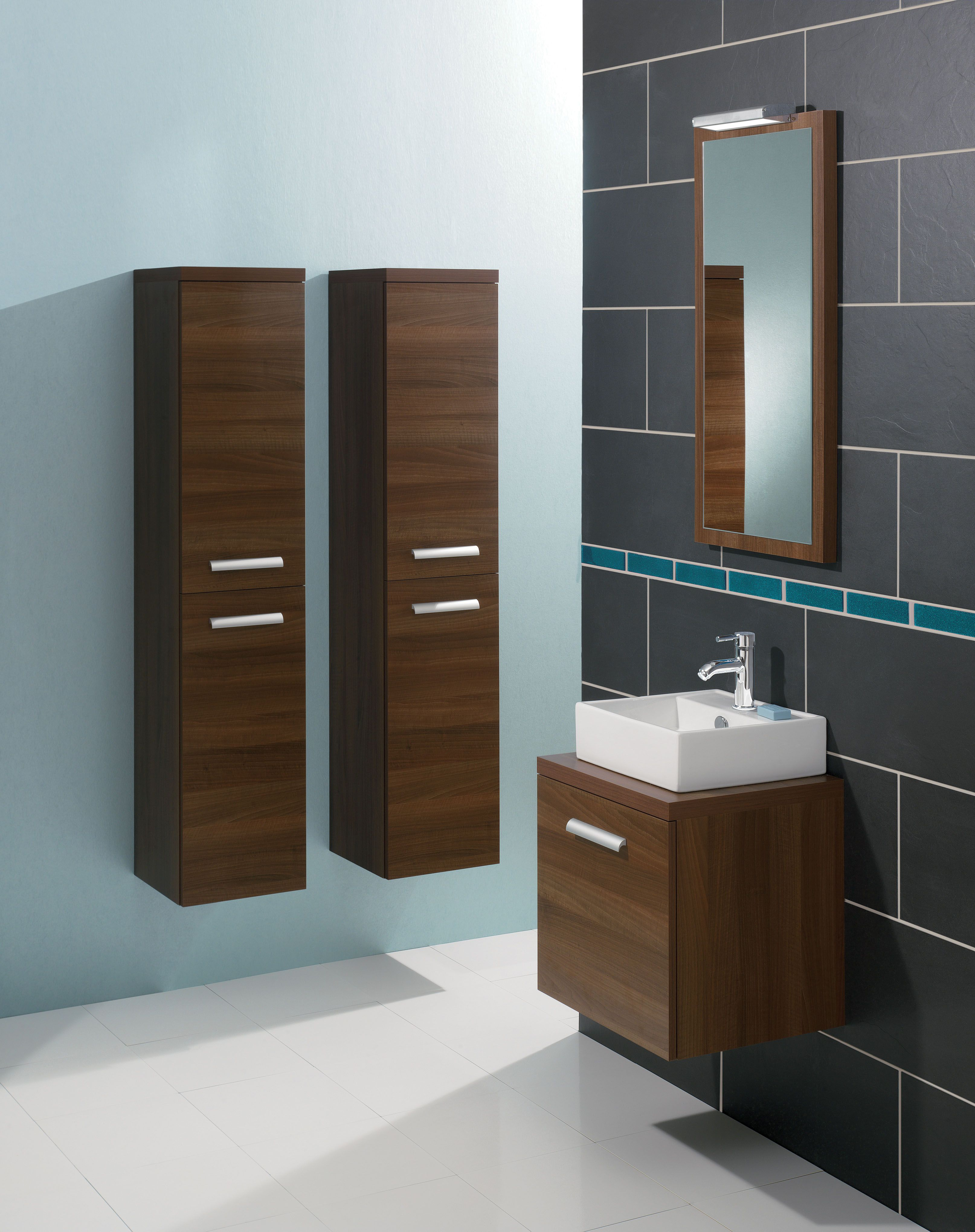 Bauhaus Baños   Design Walnut Bathroom Furniture Range From Crosswater Http Www