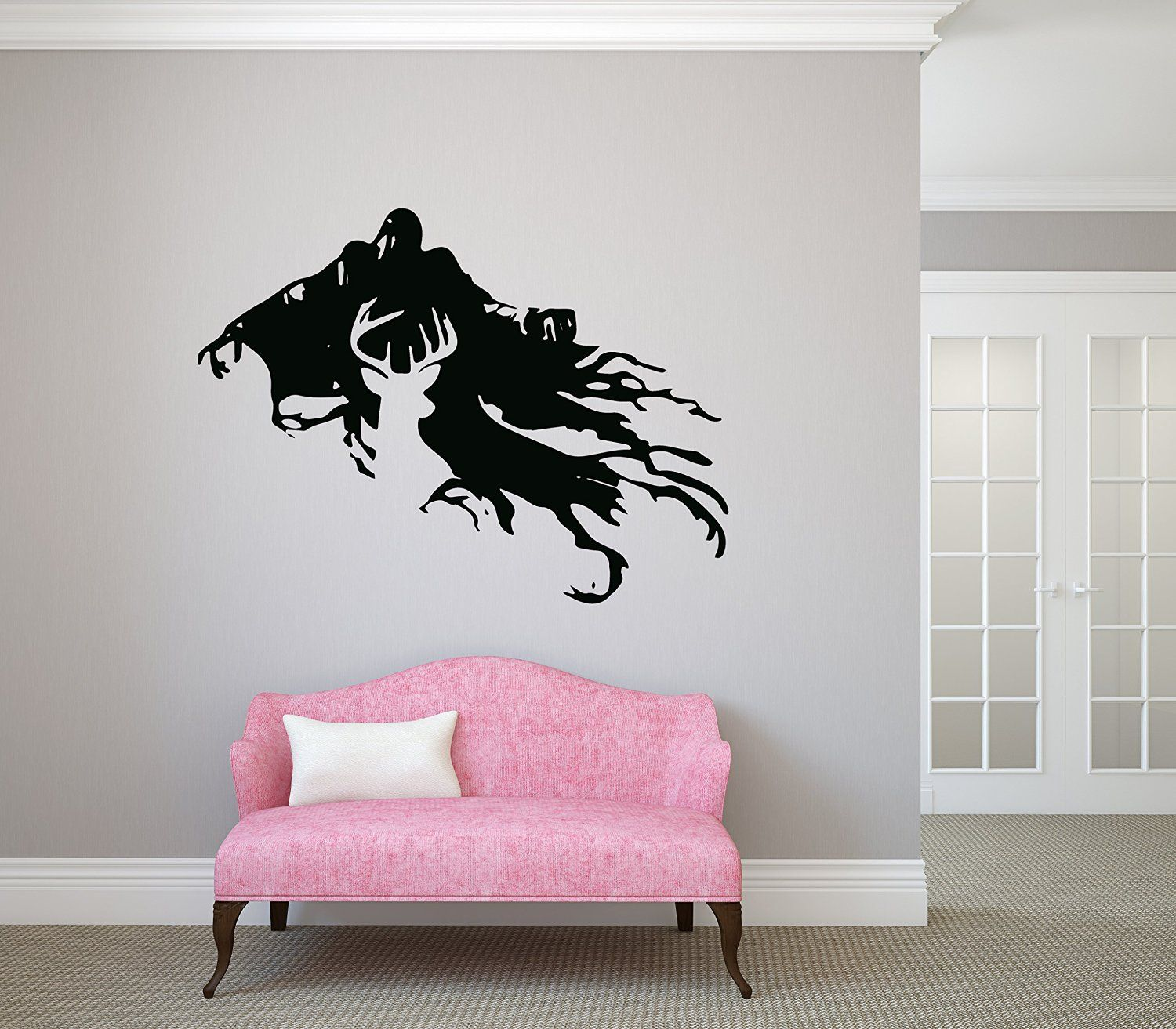 Amazon dementor and patronus harry potter decor wall decal amazon dementor and patronus harry potter decor wall decal vinyl sticker amipublicfo Gallery