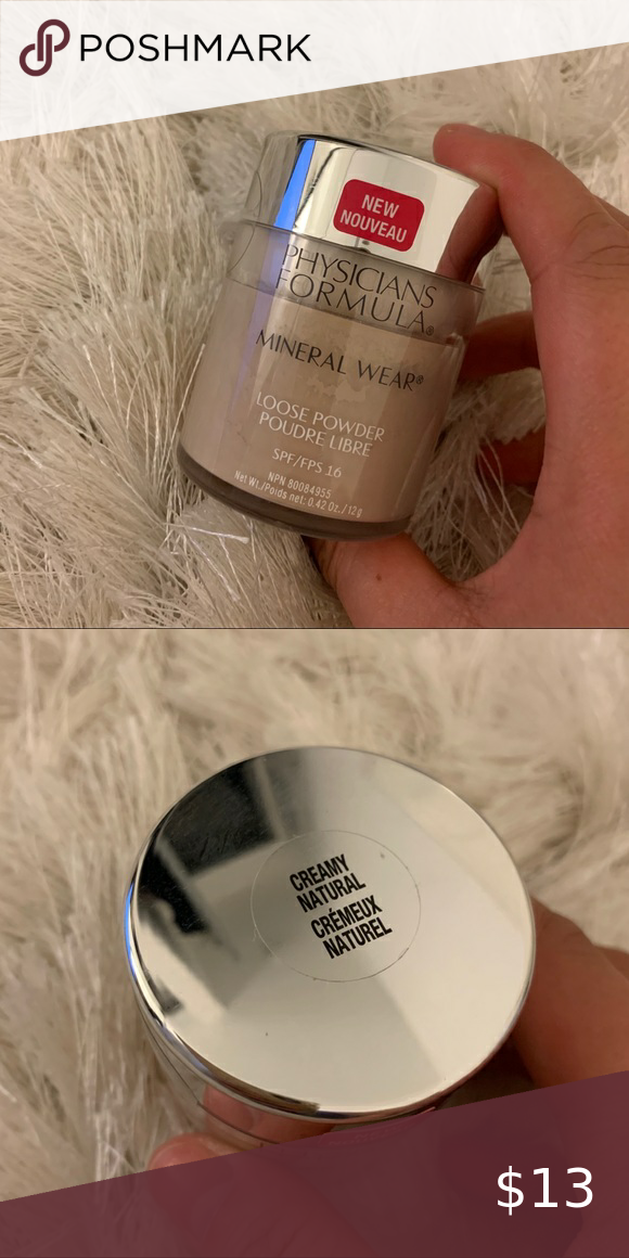 Physicians Formula Mineral Wear Loose Powder New and