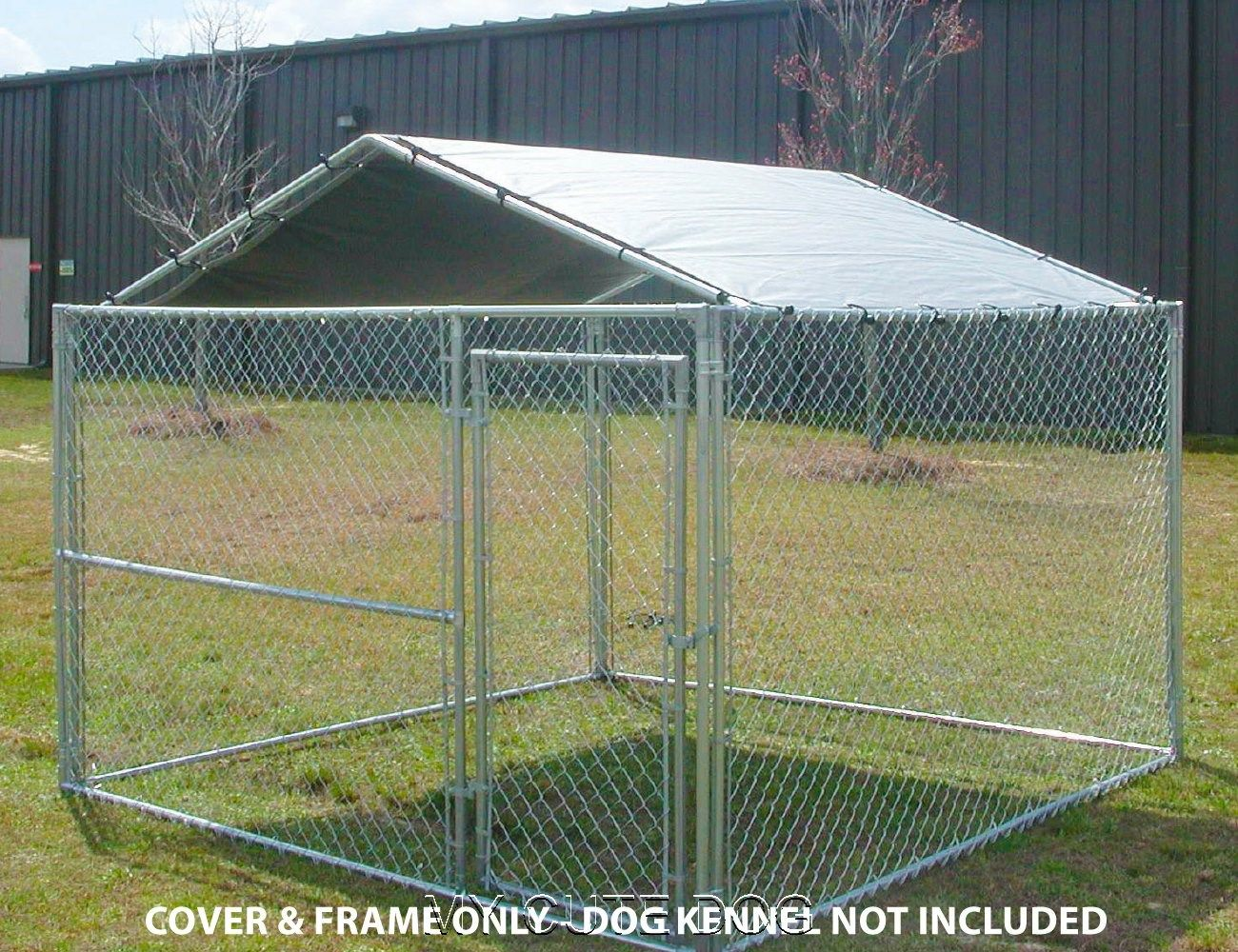 Pin By Boyds Bengals On Cat Enclosures Dog Kennel Outdoor Luxury Dog Kennels Dog Kennel