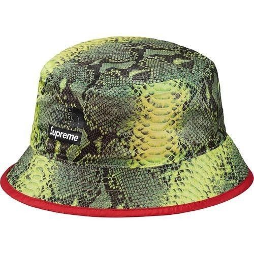 b3602e7c54f Supreme The North Face Snakeskin Reversible Packable Crusher Bucket Hat Size  S M  fashion  clothing  shoes  accessories  mensaccessories  hats (ebay  link)
