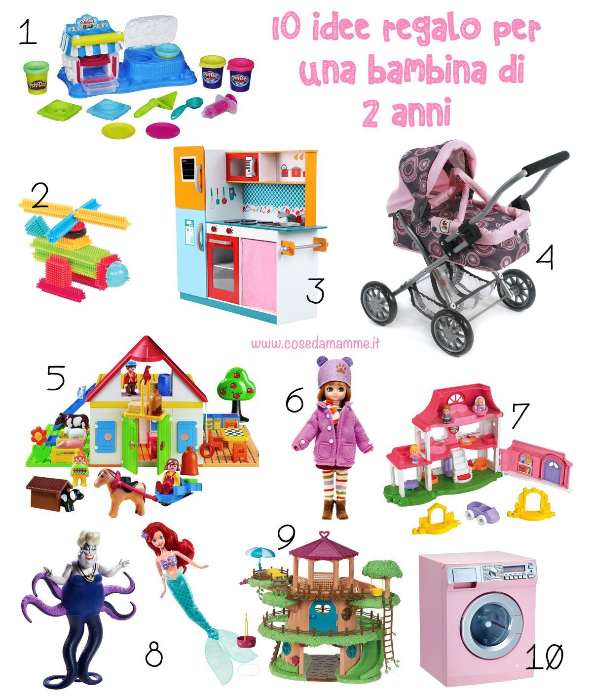 Idee Regalo Spos: Idee Regalo Per Bambina Di 2 Anni