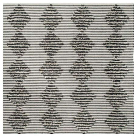 Nate Berkus Over Tufted Shage Stripe Area Rug Target Our Home