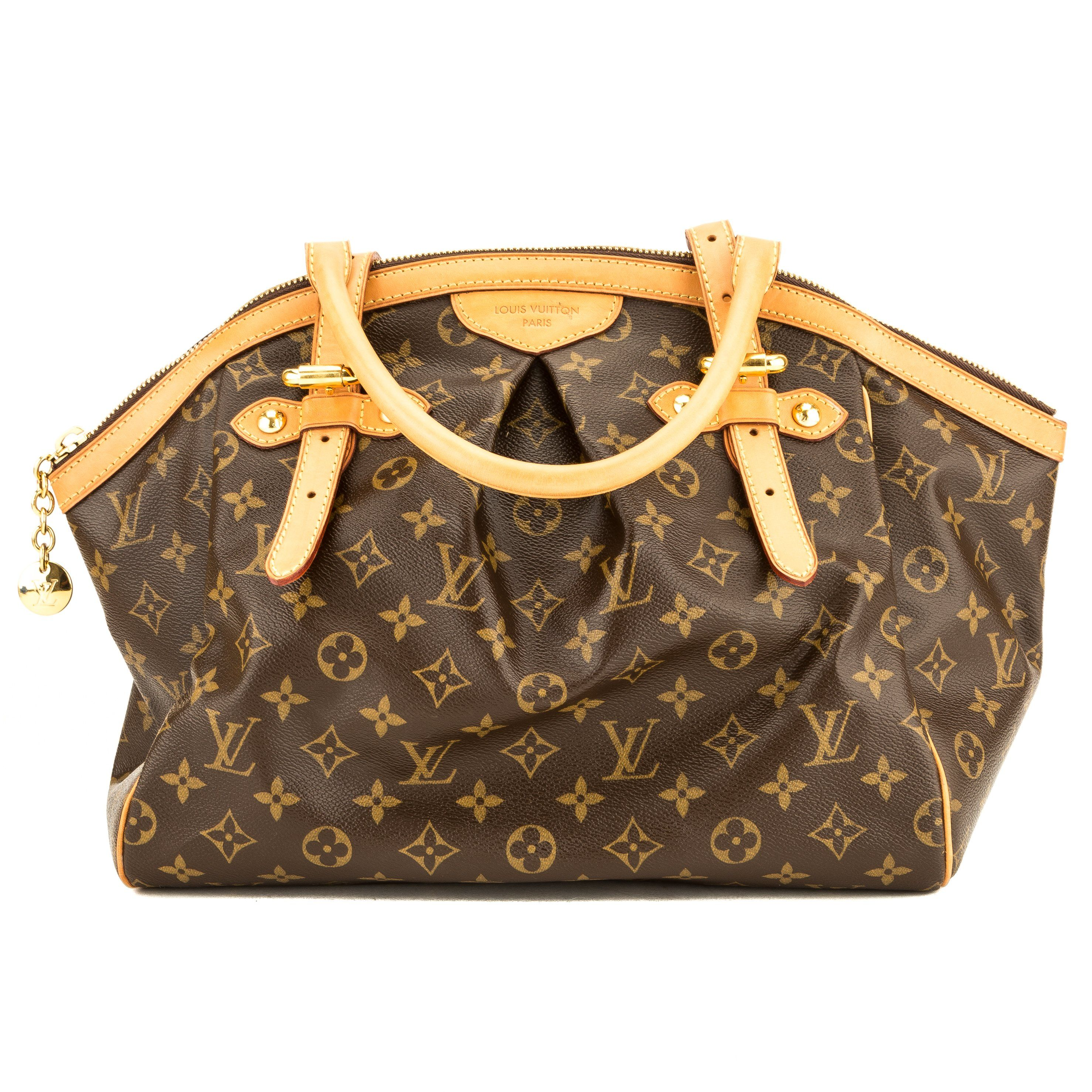 Louis Vuitton Tivoli Vs Palermo Louis Vuitton Monogram Canvas Tivoli Gm Bag 3913019