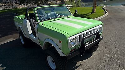 1979 International Harvester Scout Craigslist | Green Scouts